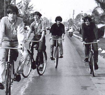 john lennon - Scenic Cycle Tours - San Diego Bike Tours