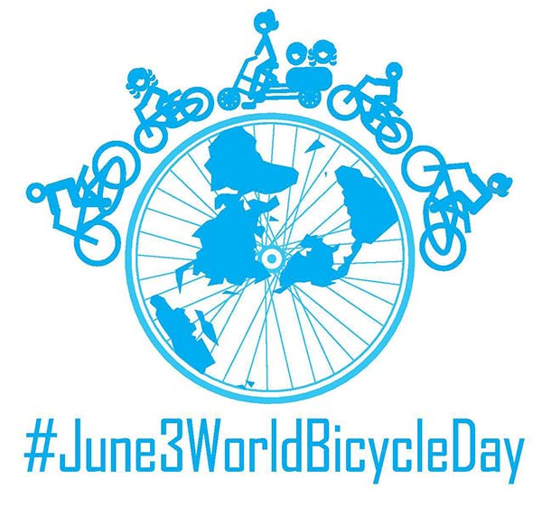 world bicycle day - Scenic Cycle Tours - San Diego Bike Tours