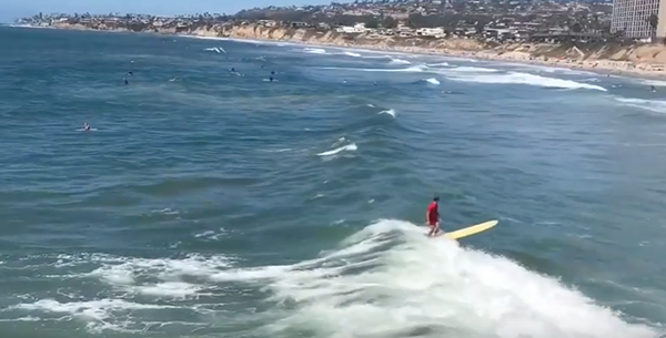 ombac surfing - Scenic Cycle Tours - San Diego Bike Tours