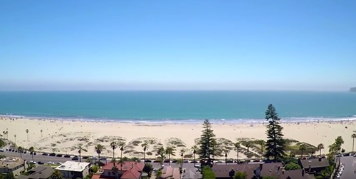 coronado beach - San Diego Scenic Cycle Tours