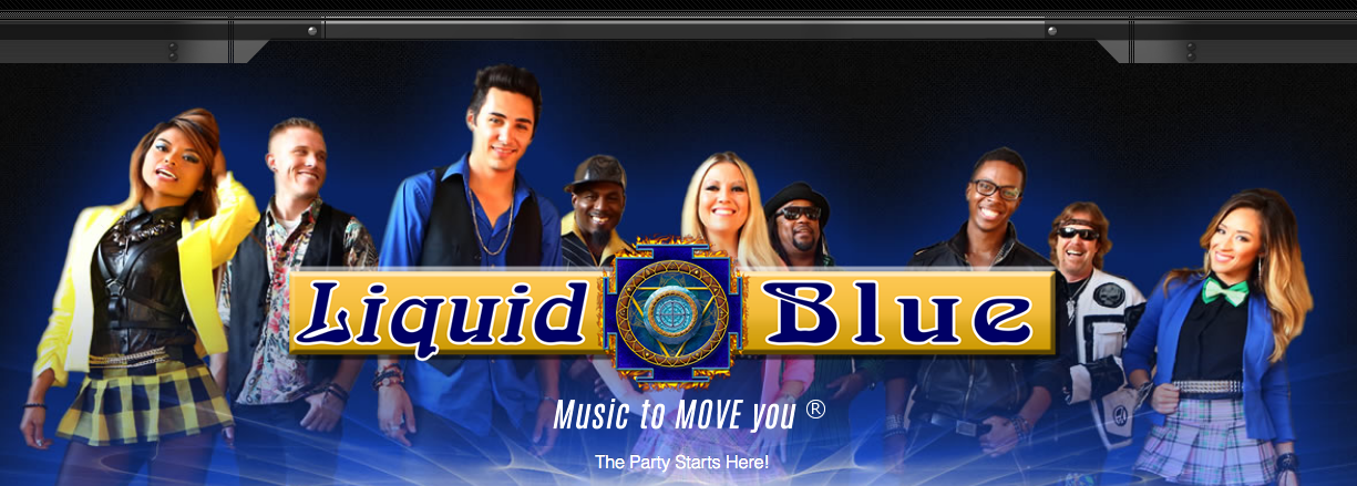 liquid blue band - Scenic Cycle Tours - San Diego Bike Tours