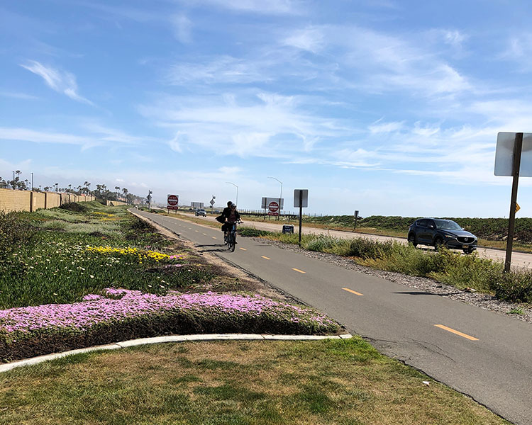 silver strand bike route - San Diego Scenic Cycle Tours