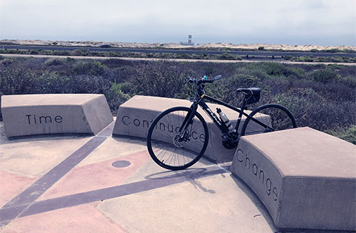 nature's bridge coronado - Scenic Cycle Tours - San Diego Bike Tours