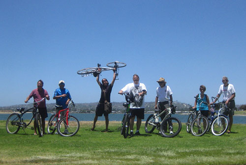 team building - Scenic Cycle Tours - San Diego Bike Tours